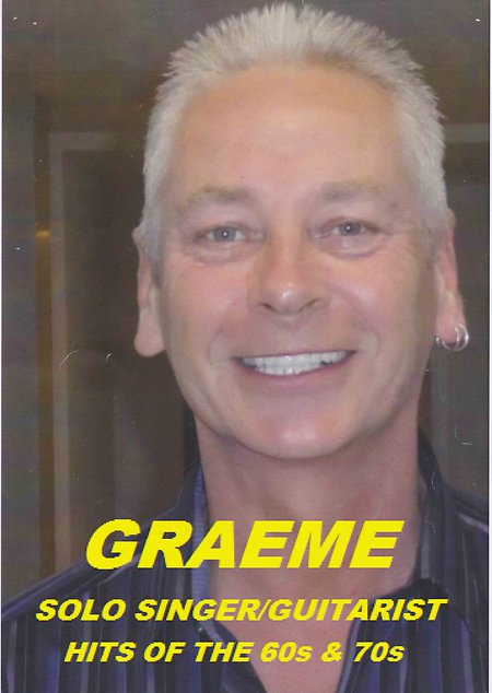 Home & What's On. Graeme