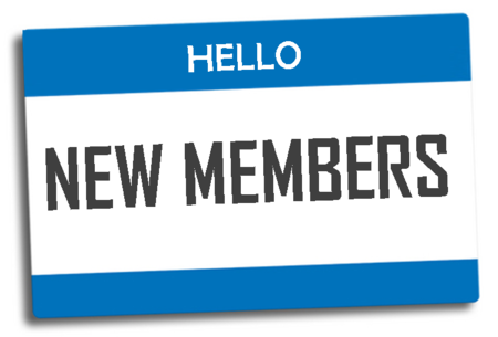WHO WE ARE?. new members welcome