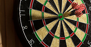 WHAT WE HAVE TO OFFER. darts