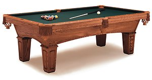 WHAT WE HAVE TO OFFER. pooltable